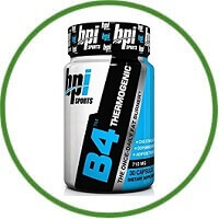 BPI Sports B4 The Once-Daily Fat Burner