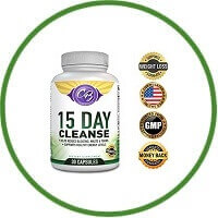 Carb Buster Essentials 15 Day Cleanse