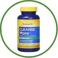Renew Life - Cleanse More