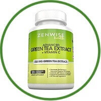 Zenwise Labs Advanced Green Tea Extract Supplement
