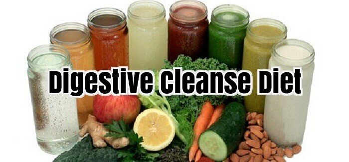 Digestive Cleanse Diet